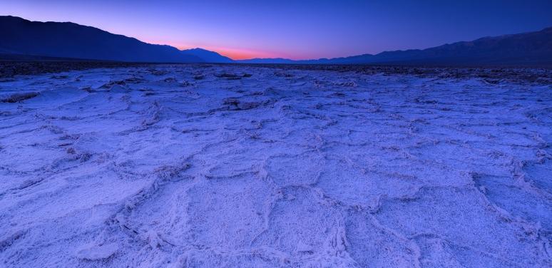 Bad Water Basin Death Valley