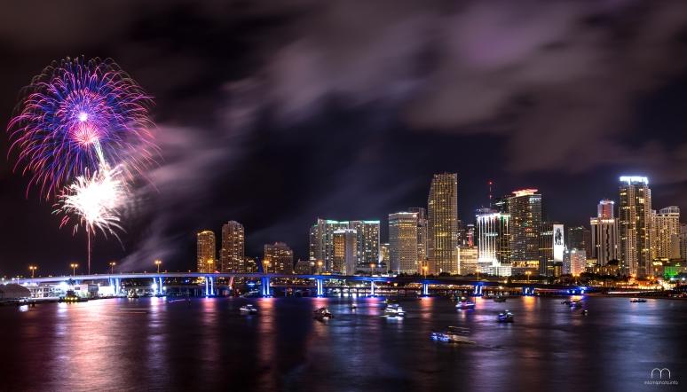 Miami Fireworks 1TM